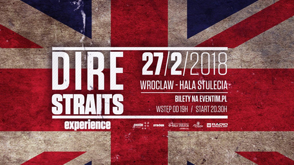 Dire Straits experience Poland