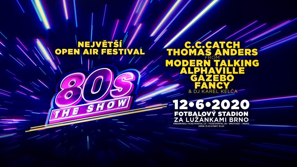 80s The Show 2020